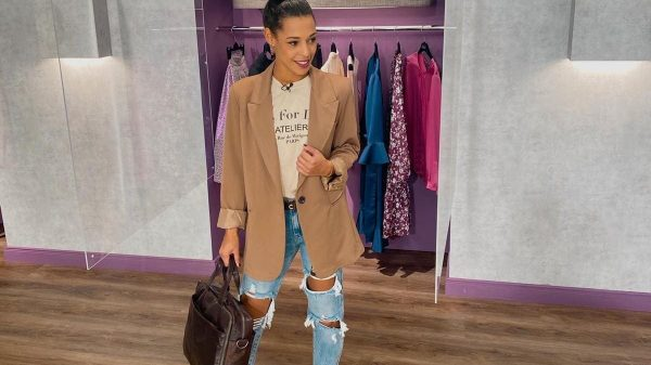 Malin bei Shopping Queen